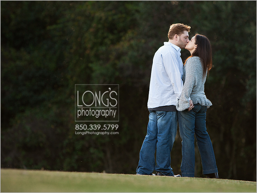Tallahassee engagement photographer