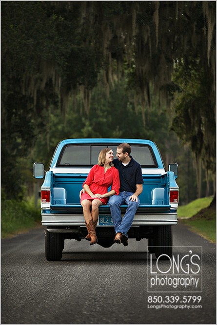 Engagement photography Tallahassee