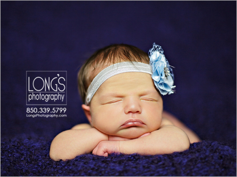 Newborn baby photographers in Tallahassee